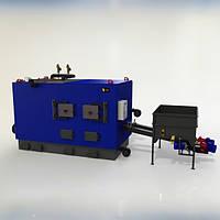 Котёл на тырсе 100 кВт