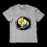 """Детская футболка """"Миньоны"""", фото 1"""