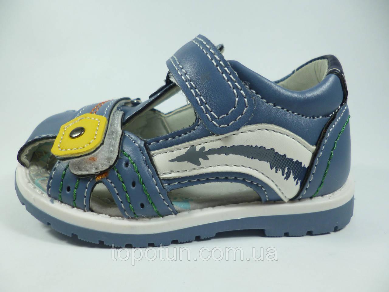 """Детские сандалии для мальчиков """"Мифер"""" размеры: 21,25,26"""