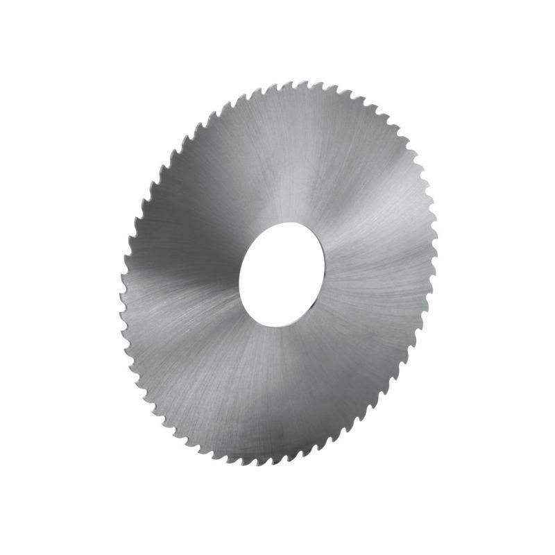 Фреза дисковая отрезная ф 125х2.5х27 мм Р6М5 z=80 ГОСТ 2679-93