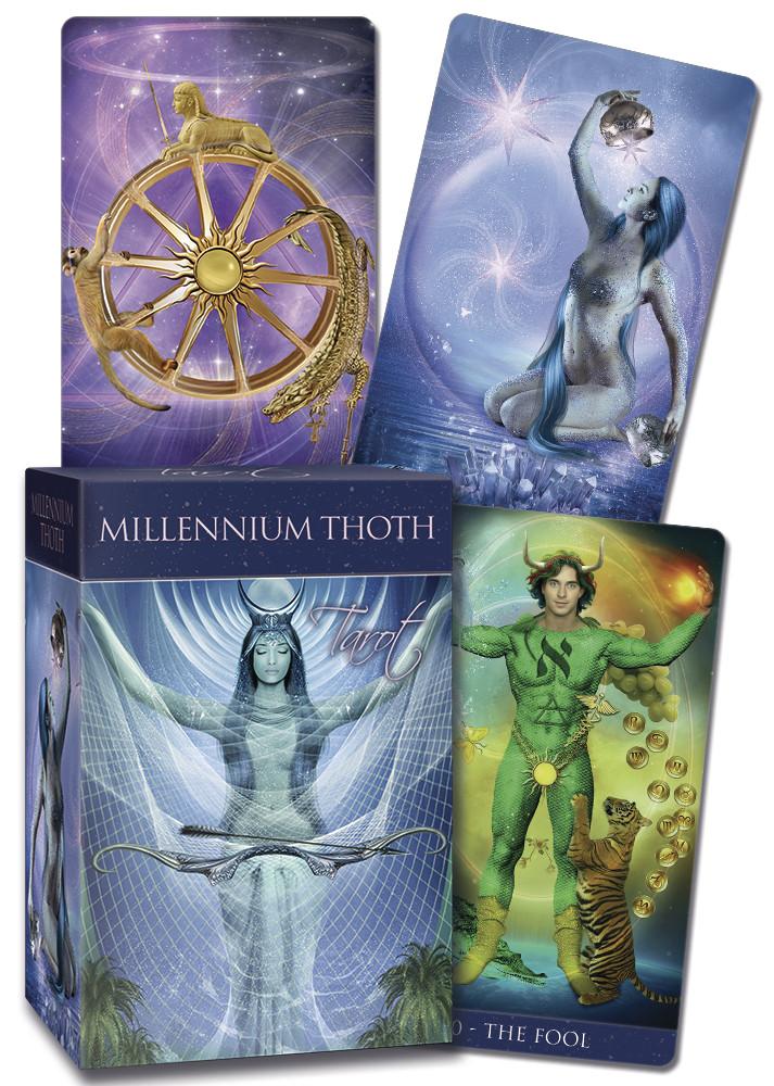 Millennium Thoth Tarot/ Таро Миллениум Тота