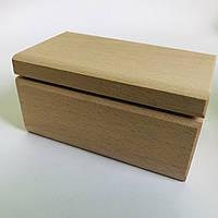 Шкатулка для декупажа дерев'янна 10*6