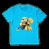 """Детская футболка """"Minions banana"""""""