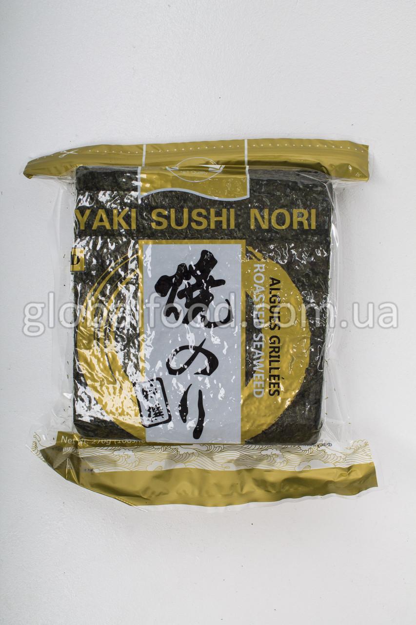 Сухие Водоросли Нори  (Gold) (100 листов)