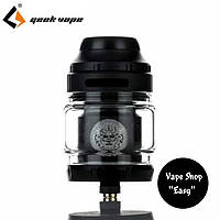 GeekVape Zeus X RTA Оригинал Black Атомайзер для электронных сигарет.