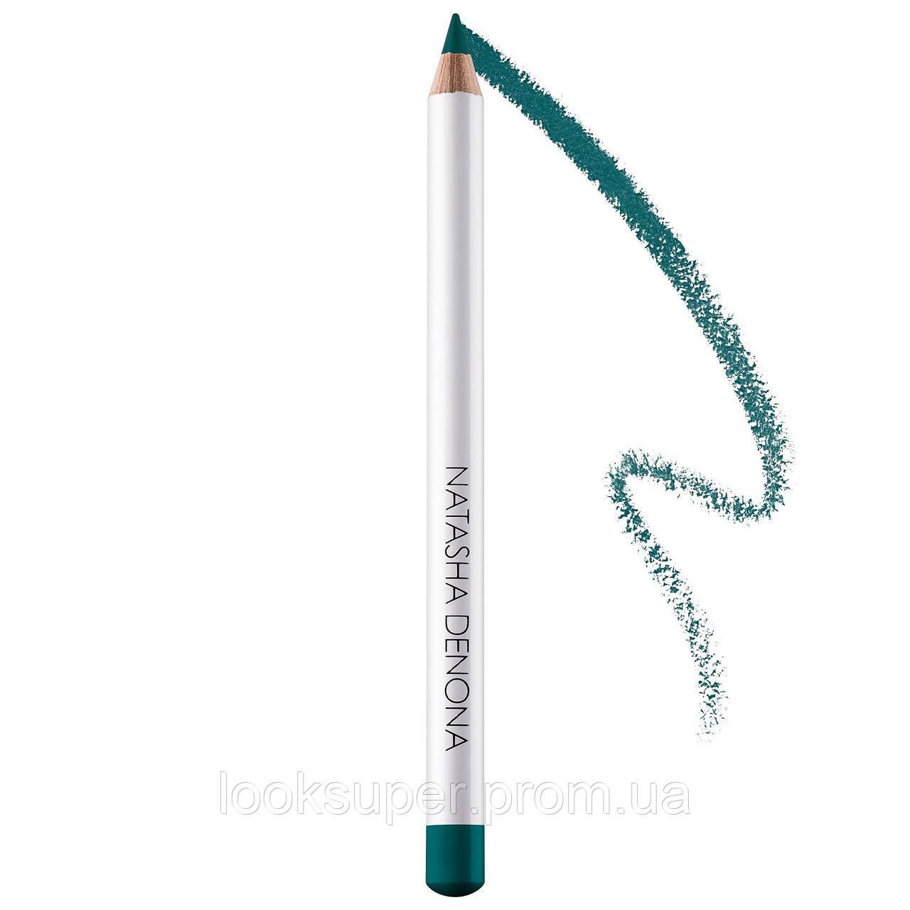 Карандаш для подводки глаз NATASHA DENONA  Eye Liner Pencil   deep teal