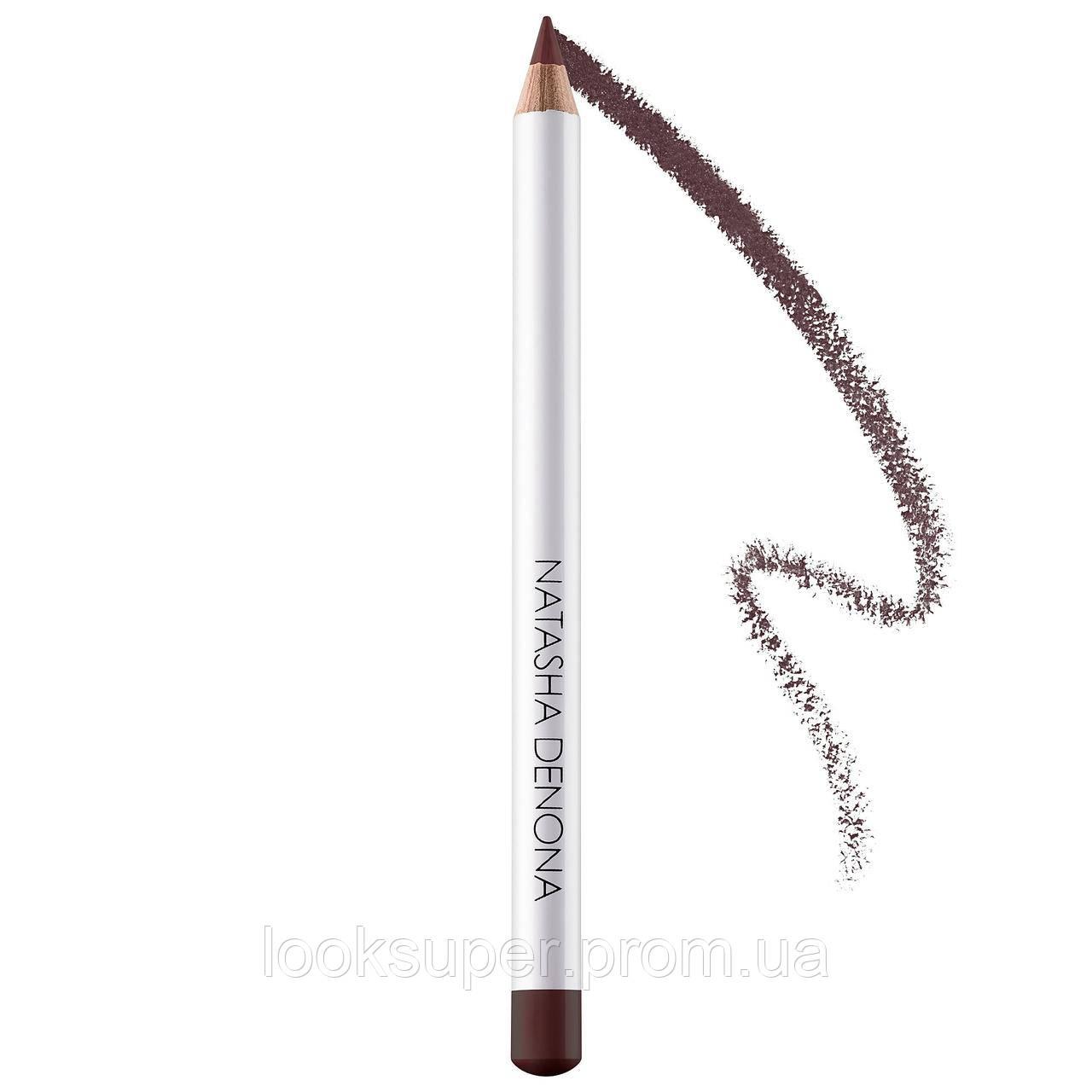 Карандаш для подводки глаз NATASHA DENONA  Eye Liner Pencil  brown