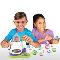 Интерактивная детская игрушка OONIES Inflator Starter Pack мыльные пузыри + конструктор, фото 1