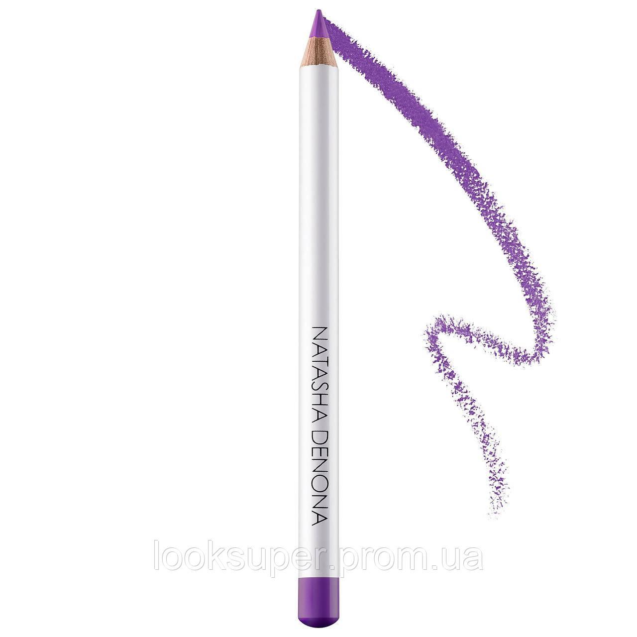 Карандаш для подводки глаз NATASHA DENONA  Eye Liner Pencil  violet