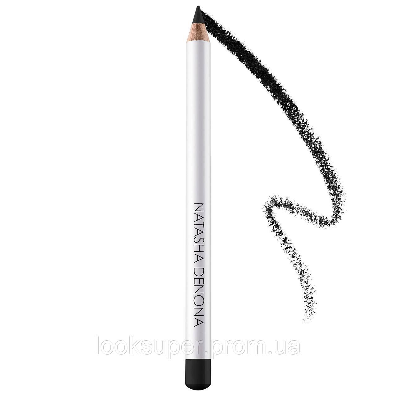 Карандаш для подводки глаз NATASHA DENONA  Eye Liner Pencil  Black
