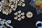 Свадебные фишки с именами и датой, бирки, презент гостям, пригласительные, валюта для конкурсов, призы., фото 3