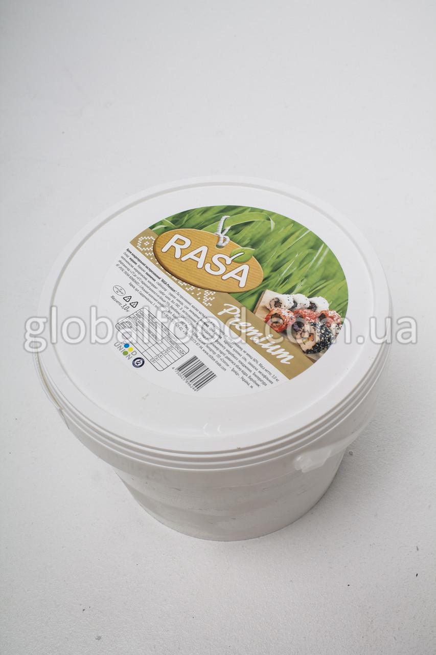 Сыр для суши Premium  66% RASA (3 кг.)