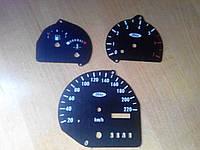 Шкалы приборов Ford Escort MK7, фото 1