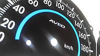Шкалы приборов Chevrolet Aveo t200, фото 1