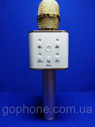 Микрофон Караоке Q7, фото 2