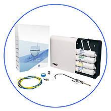 Cистема фильтрации воды Aquafilter EXCITO-ST 4-х ступенчатая система фильтрации c умягчением