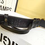 Сумка, клатч Гуччі Marmont натуральна шкіра колір чорний, фото 9