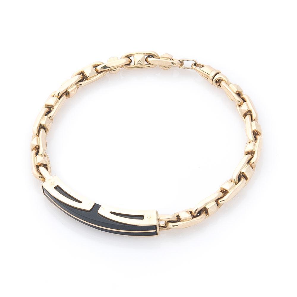 Золотий браслет (полімер) гб01994