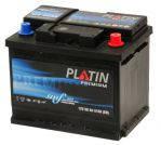 АКБ PLATIN Premium 6CT- 60Aз 540A L SMF