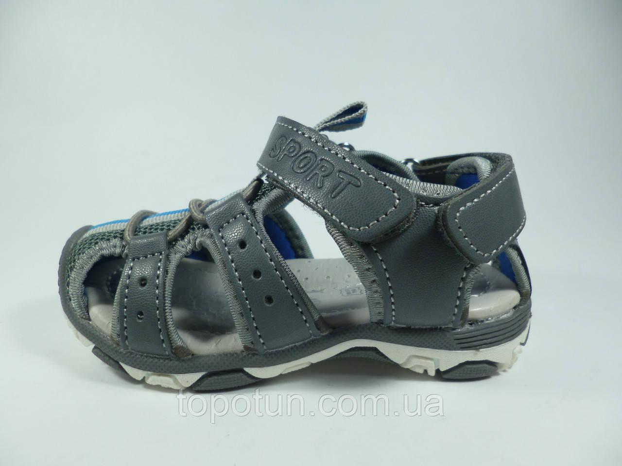 """Детские сандалии для мальчиков """"Tom.m"""" размер: 21"""