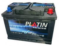 АКБ PLATIN Premium 6CT- 75Aз 720A R SMF