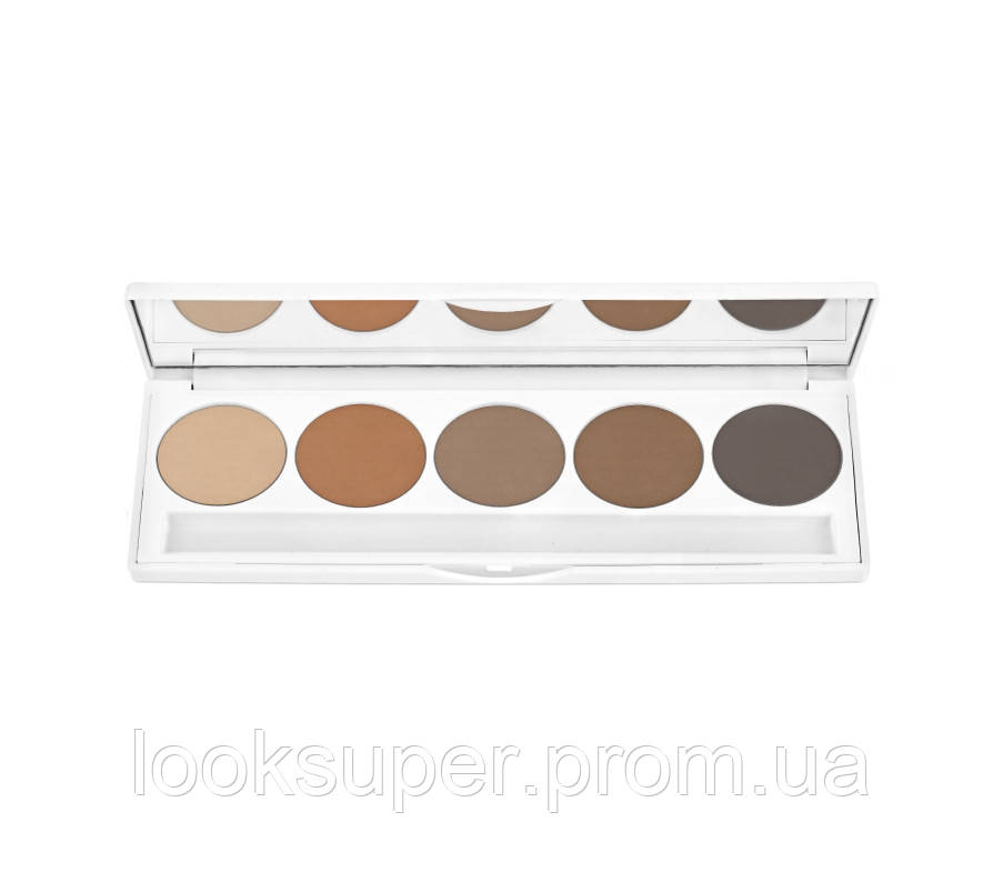 Палитра теней для бровей  NATASHA DENONA Eye Brow Shadow Palette