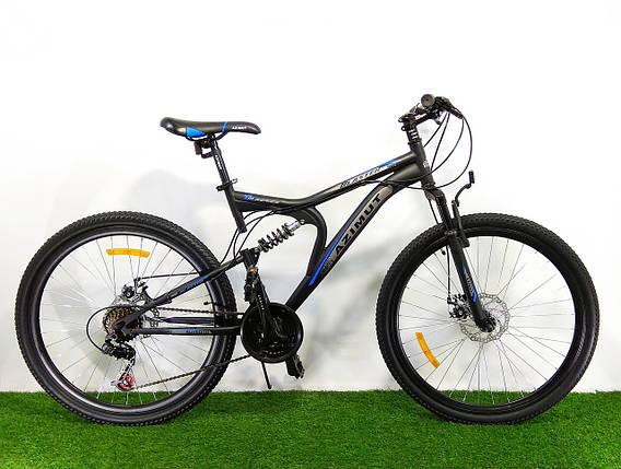 Горный велосипед Azimut Blaster 26 D+, фото 2