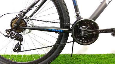 Горный подростковый велосипед Azimut Shock 24 GD, фото 3