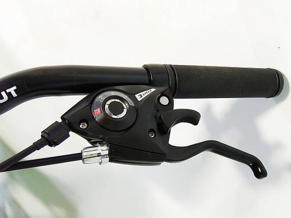 Горный велосипед Azimut Shock 24 D+, фото 2