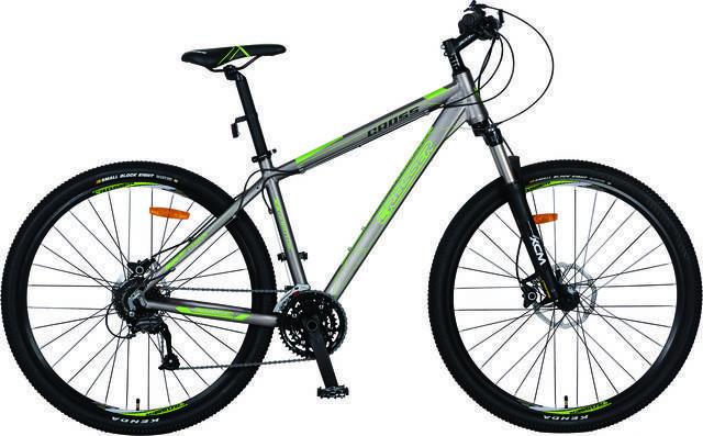 """Горный велосипед Crosser Cross 29"""" (18 рама), фото 2"""