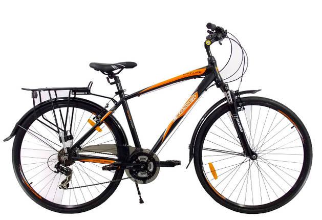 """Дорожный велосипед Crosser City Life Man 28"""", фото 2"""