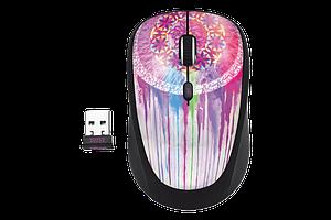 Мышка Trust Yvi Wireless Mini Mouse Dream Catcher (20252)