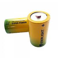 Батарейка Enerlight R20 Zink-carbon (1шт.)