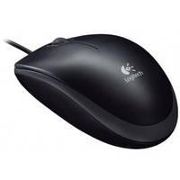 Мышка Logitech B110, USB