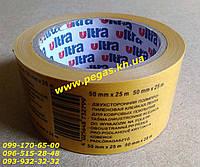 Скотч на полипропиленовой основе 25м ULTRA