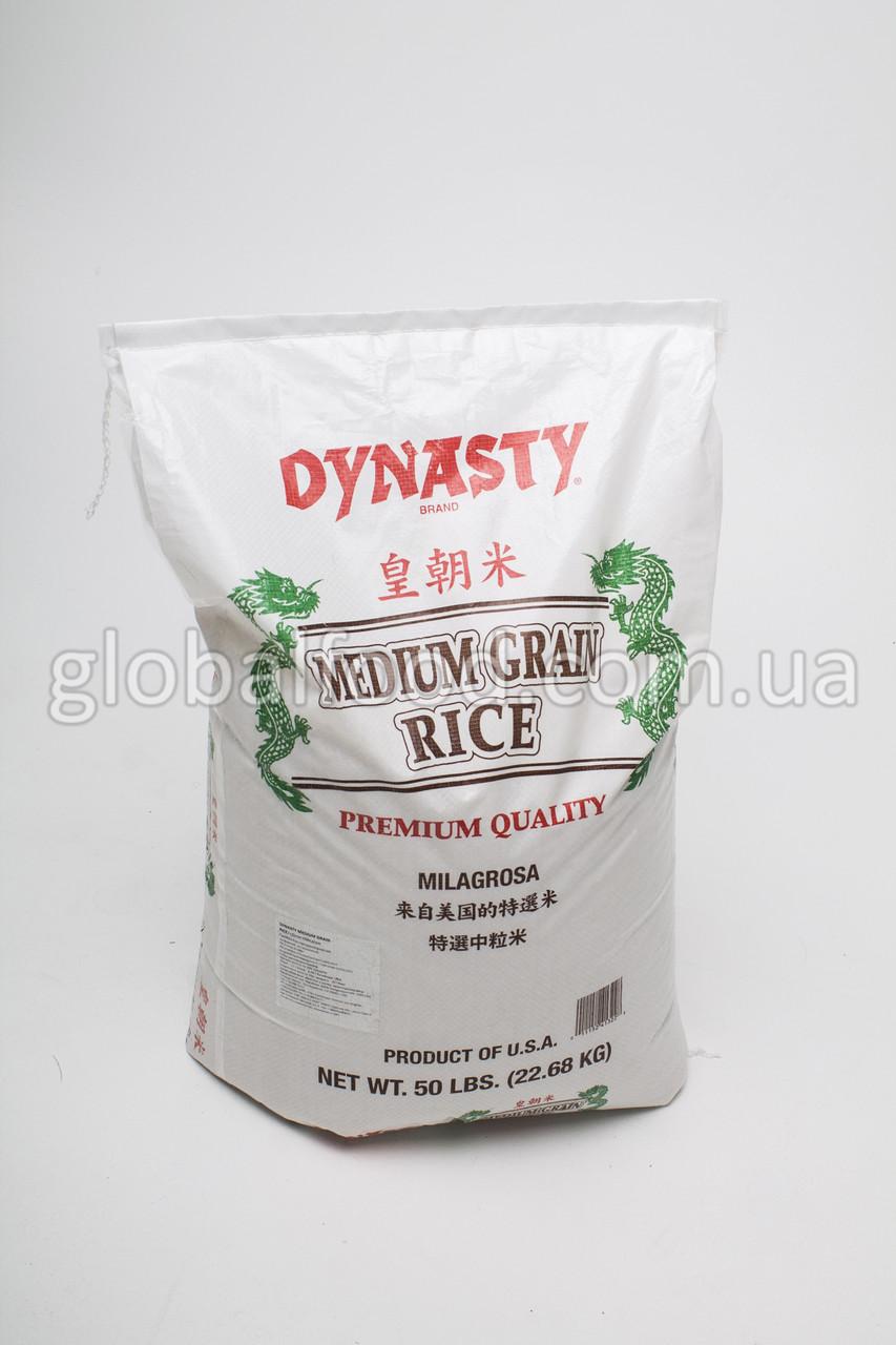 Рис для Суши Dynasty Калифорнийский  USA  22,68кг