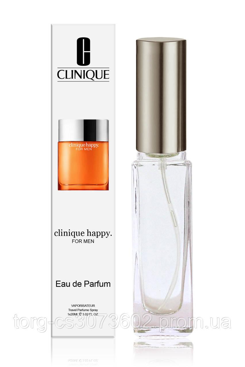 Мини-парфюм мужской Clinique Happy for men, 20 ml.