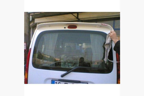 Спойлер Анатомик (под покраску) Renault Kangoo 1998-2008 гг.