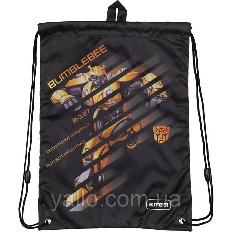 Сумка для обуви Kite Education Transformers BumbleBee Movie TF19-600S-2