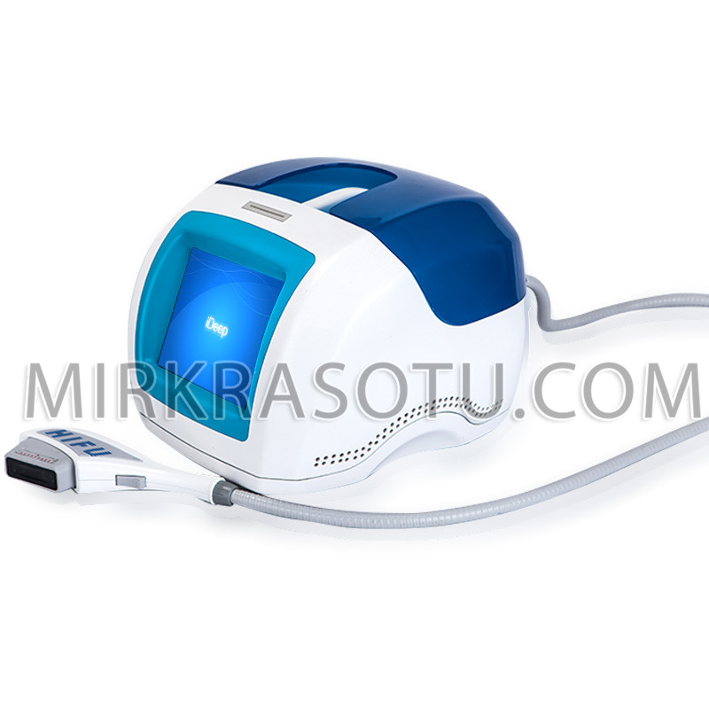 Hifu High Intensity Focused Ultrasound Face Lifting Machine iDeep
