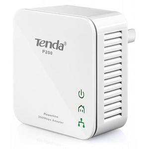 Устройство Powerline Tenda P200 Ethernet 200Mbit (P200-KIT)