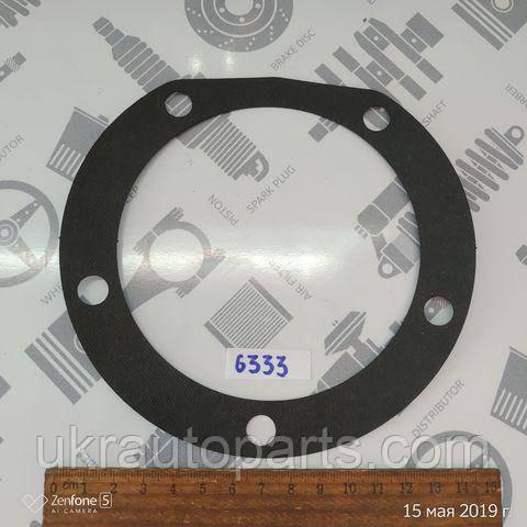 Прокладка корпуса опоры вала карданного МТЗ (корпуса 72-2209022) (МПЦКкожкартон) (GO) (72-2209023 (МПЦК))