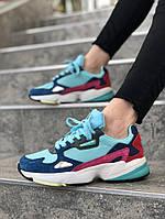 Женские кроссовки Adidas Falcone \ Адидас Фалкон \ Жіночі кросівки Адідас Фалкон