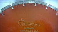 Алмазный диск Toolgal для сухой резки бетона (300мм)