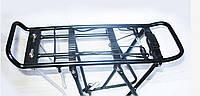 Велосипедный багажник в сборе (черный)