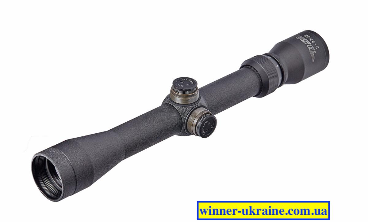 Оптичний приціл BSA 3-9х32
