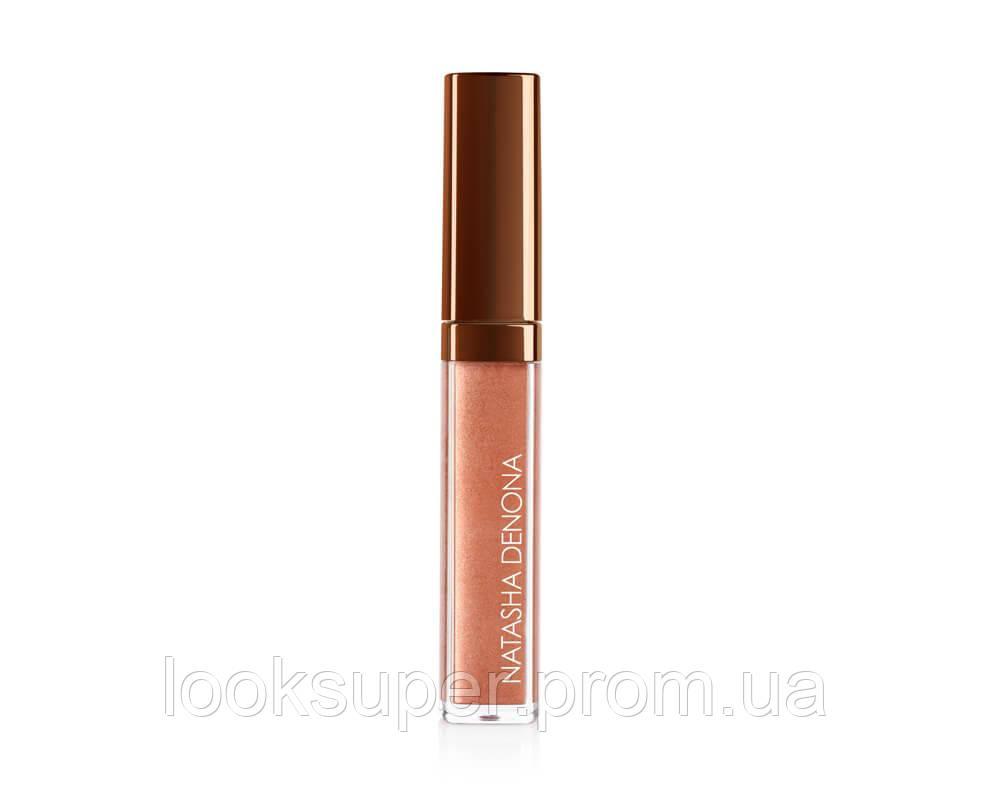 Жидкая помада  NATASHA DENONA  Mark Your Liquid Lips Metallic 4 оттенка