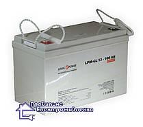 Акумулятор гелевий LogicPower LPM - GL 100 AH