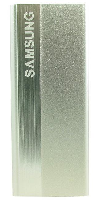 Power Bank Samsung 4400 mAh металлический корпус