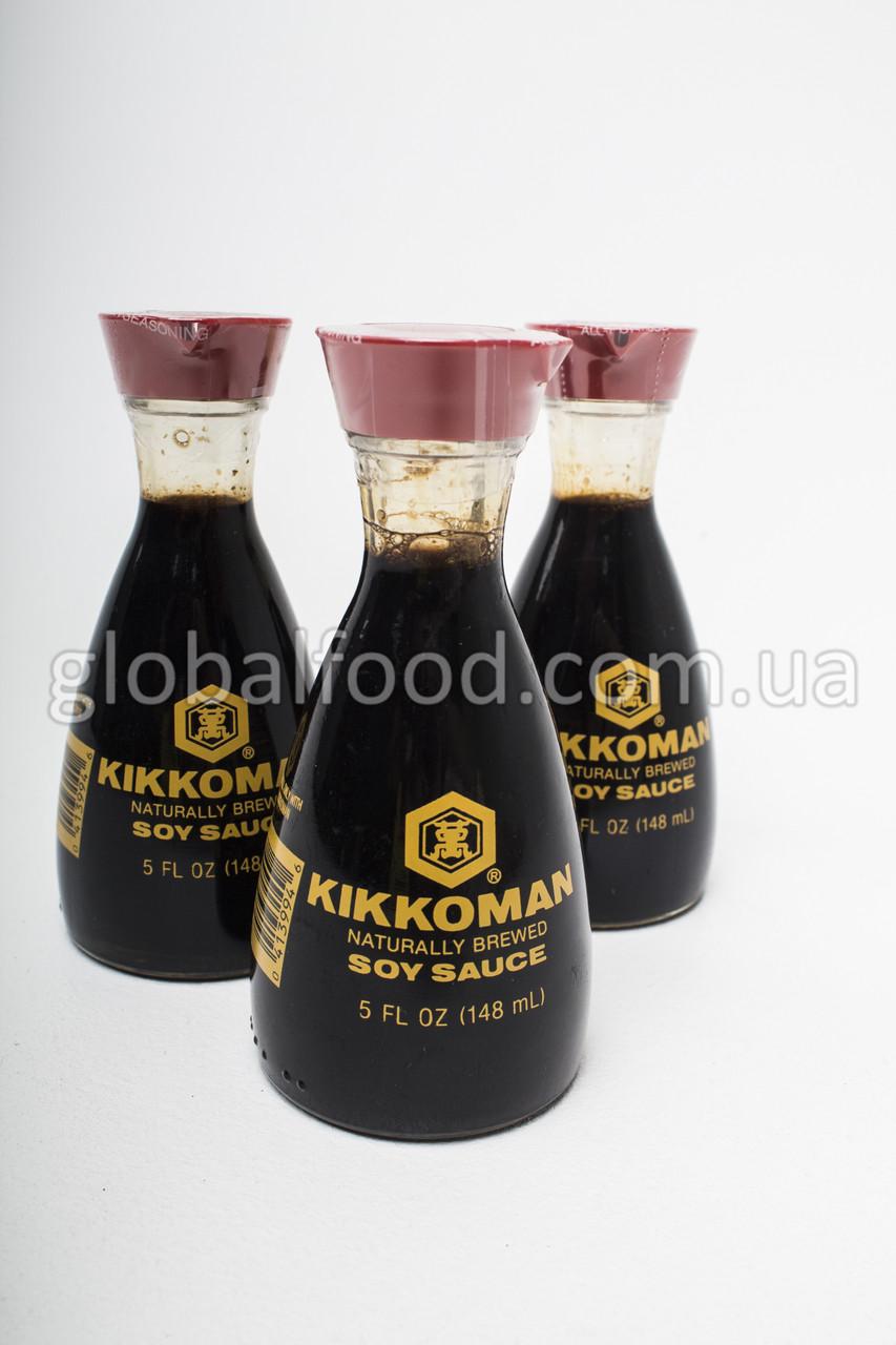 Соевый соус Kikkoman Бутылка (150 мл./стекло )